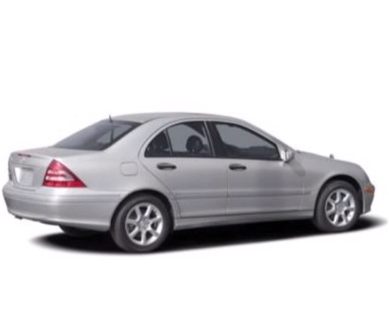 Mercedes C-Class Kompressor Car Hire