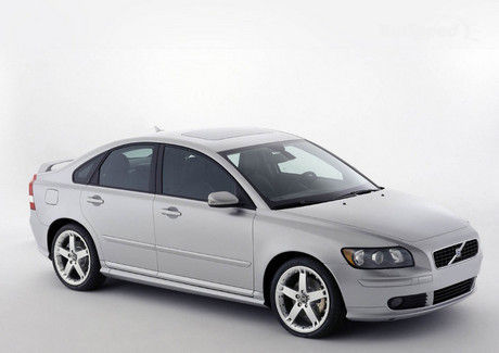 Volvo S40 Car Hire