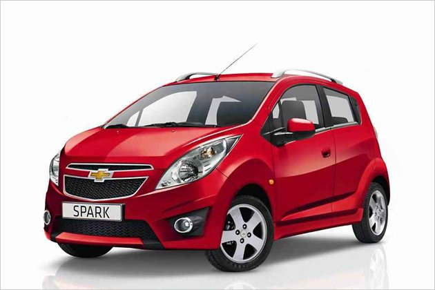 Chevrolet Spark Car Hire