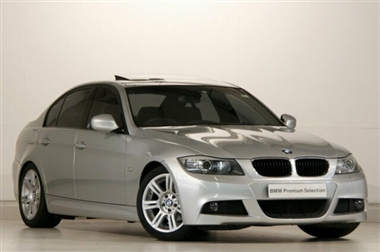 BMW 320i Car Hire