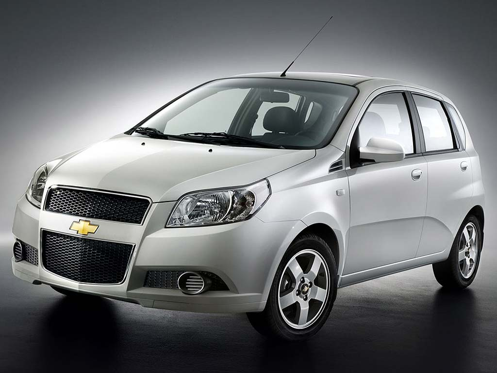 Chevrolet Aveo Car Hire