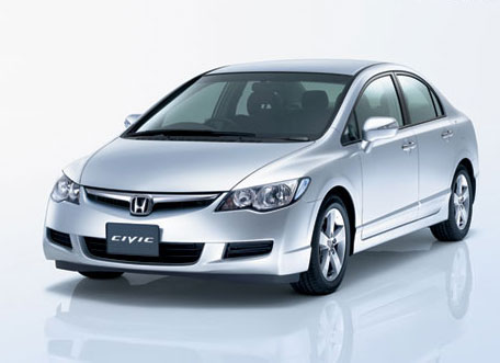Honda Civic Car Hire