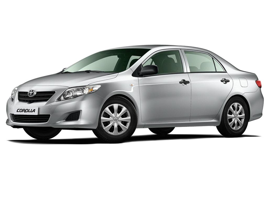 Toyota Corolla Car Hire