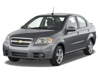 Chevrolet Aveo Sedan Car Hire