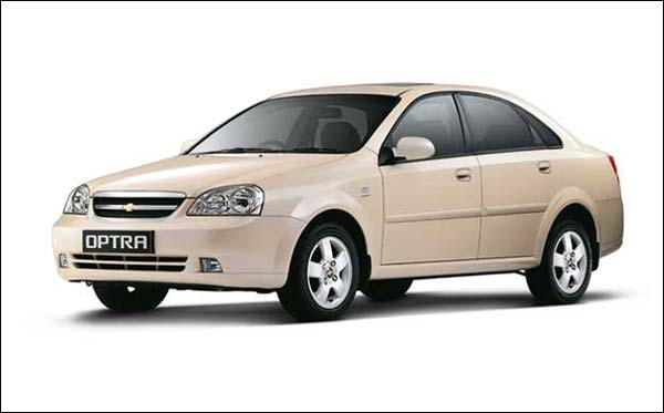 Chevrolet Optra Car Hire