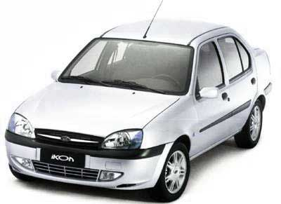 Ford IKON Car Hir