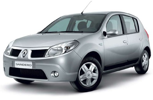 Renault Sandero Car Hire